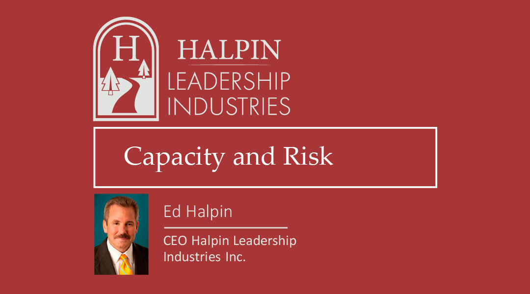 Part 2: Capacity and Risk