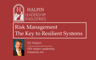 Risk Management: The Key to Resilient Systems